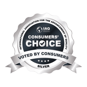 Logo of Consumers' Choice Recognition-Silver
